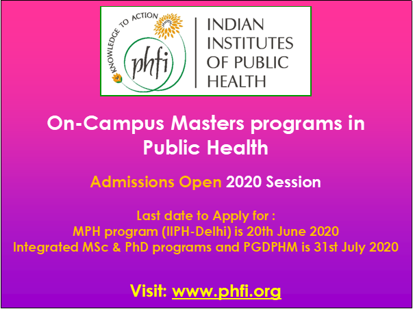 Indian Institutes of Public Health